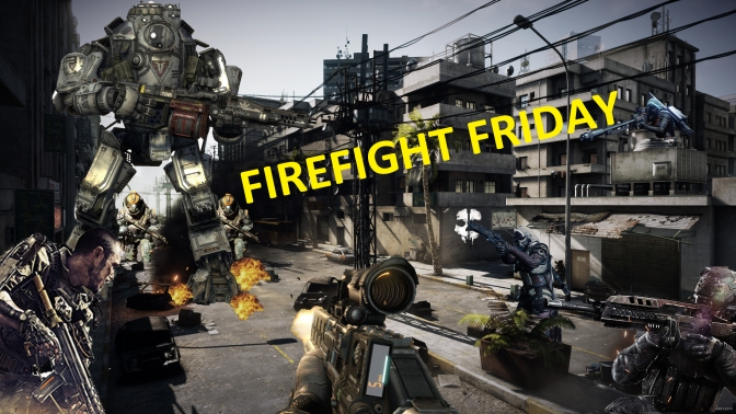 Firefight Friday: Let's Play The Order 1886