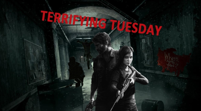 Terrifying Tuesday: Let's Play White Night