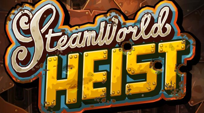 SteamWorld Heist – New 3DS video