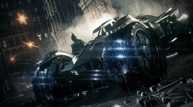 Batman: Arkham Knight, The Official ESRB Rating Summary