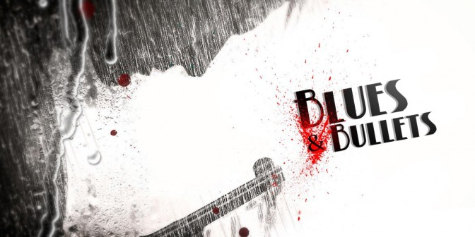 Blues And Bullets, A Gritty Story Driven Noir