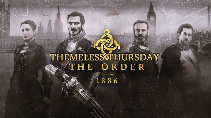 Themeless Thursday: Let's Play The Order 1886 Again