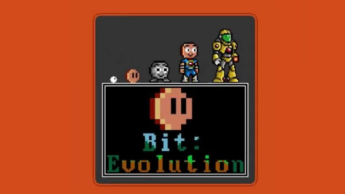 Bit Evolution – Growing through the Generations
