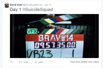 suicide squad day 1