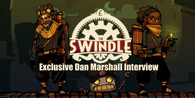 The Swindle, An Exclusive Interview With Dan Marshall