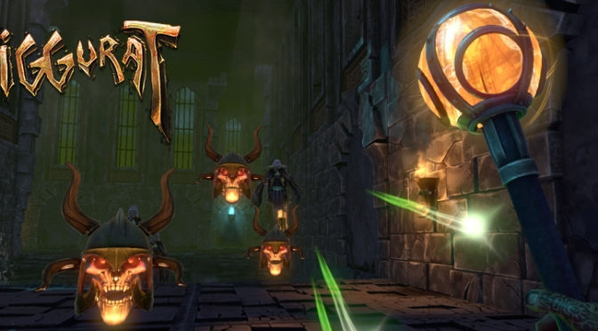 Ziggurat, A Unique Rougelike Dark Fantasy Dungeon Crawler FPS On PS4
