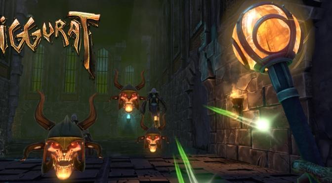Ziggurat, A Unique Rougelike Dark Fantasy Dungeon Crawler FPS On PS4
