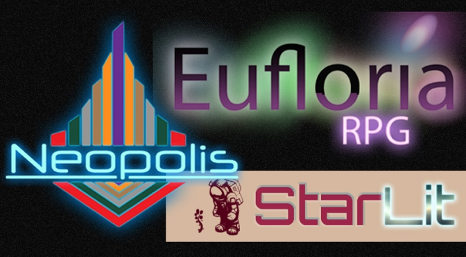 Omni Systems Ltd Announces Three New Games For 2015; Eufloria RPG, Neopolis, & StarLit: Colony