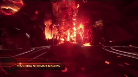 BATMAN Arkham knight scarecrow missions 2