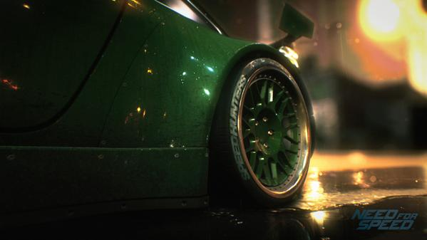 Need For Speed, First Look