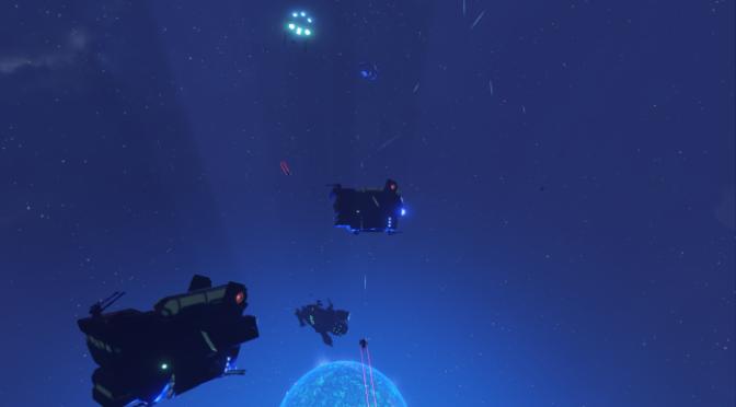 Galaxy Heist, Sets Their Sights On Kickstarter