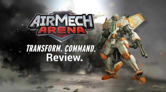 AirMech Arena: Review