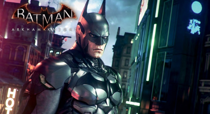 Why I'm Eagerly Awaiting Batman: Arkham Knight Or How A Videogame Reignited My Passion For Games?