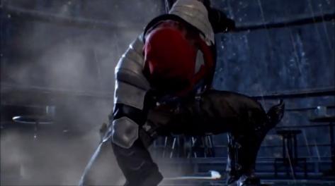 BATMAN Arkham knight red hood story pack 1