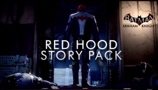 Batman: Arkham Knight, GameStop Reveals The Extended Red Hood Story Pack Trailer