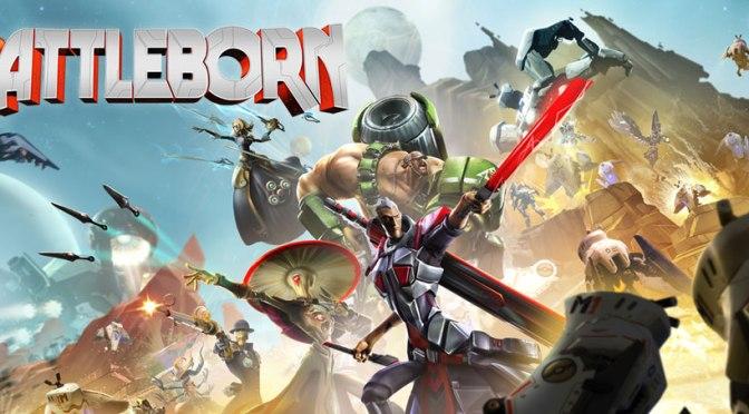 Battleborn, Here's An Array Of New Info & Screenshots Ahead of E3