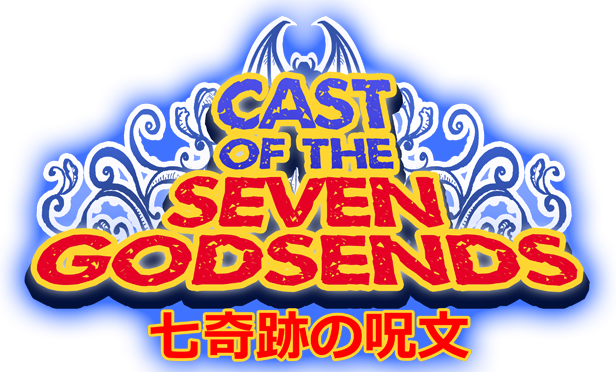 Cast Of The Seven Godsends, The Run N' Gun Action Shooter Gets A Playable Demo