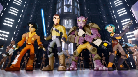 disney infinity 3.0 starwars rebels 2