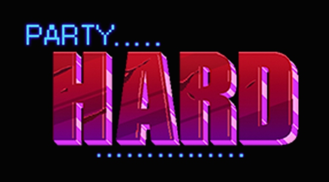 Party Hard, The Tactical Strategy Game About Disruptive Parties And Mass Murder Is Available Now