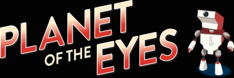 planet of the eyes header