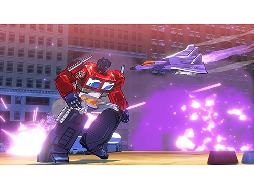 Transformers Devestation: New Trailer and Release Date