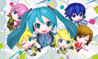 Hatsune Miku: Project Mirai DX – Rythm and Action