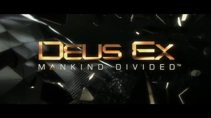 Square Enix Reveals Beautiful New Screenshots For Deus Ex: Mankind Divided At Gamescom
