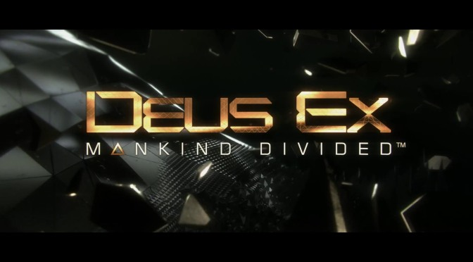 Square Enix Reveals Beautiful New Screenshots For Deus Ex: Mankind Divided At Gamescom