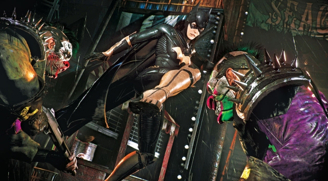 "Batman: Arkham Knight, ""Batgirl: A Matter Of Family"" DLC Details Revealed"