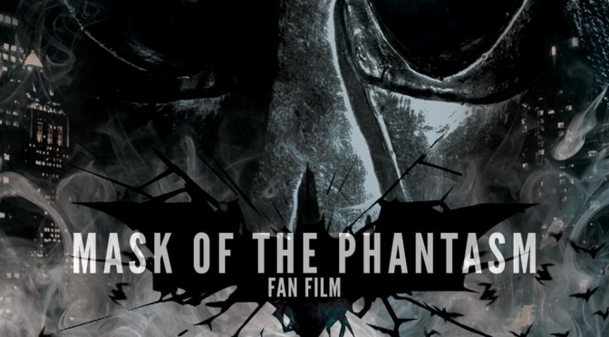 Batman: Mask Of The Phantasm, Interviewing The Guys At Spartan Digital