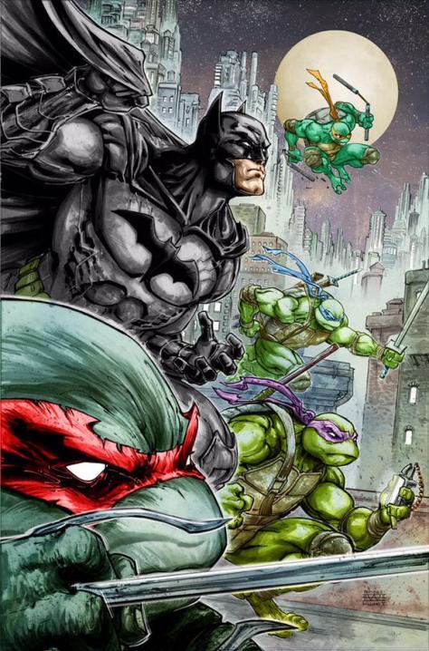 batman tmnt