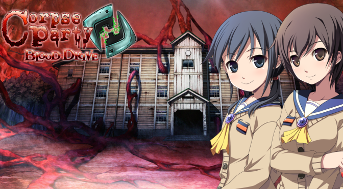 Corpse Party: Blood Drive, Get Hands On Or Download This Final Installment For The PS Vita This Halloween