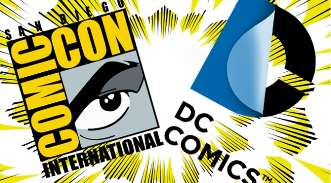 San Diego Comic-Con: The DC Comics Highlights