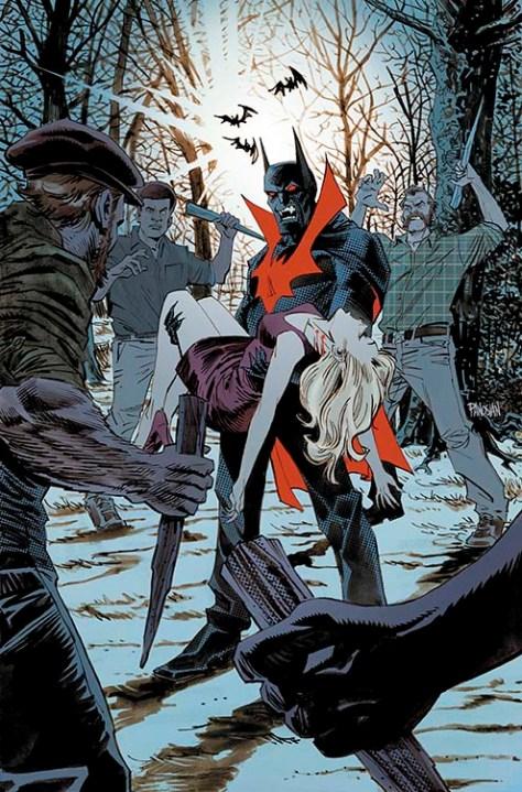dc monster batman beyond