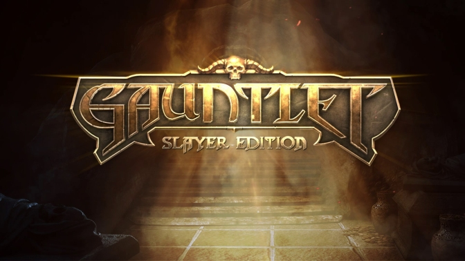 Gauntlet: Slayer Edition, This Edition Of The Dungeon Brawler Is Exclusive To PS4