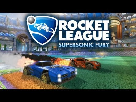 rocket league supersonic