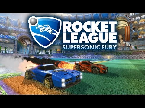 Rocket League's First DLC Packs Are Now Live For Your Pleasure