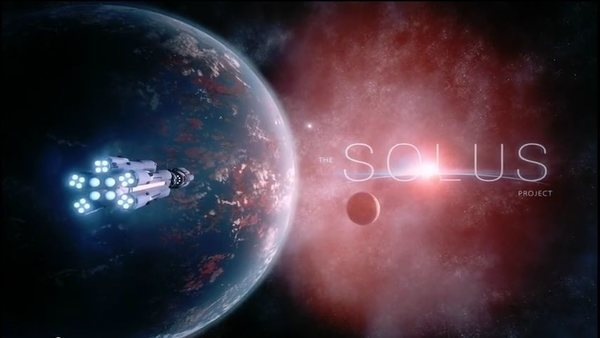 The Solus Prjoect, Will Be Landing On A Foreign Planet Known Only As Gamescom