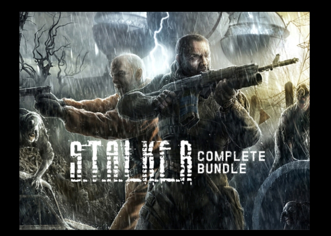 You Only Have Hours Left To Get The Complete S.T.A.L.K.E.R. Bundle 75% Off