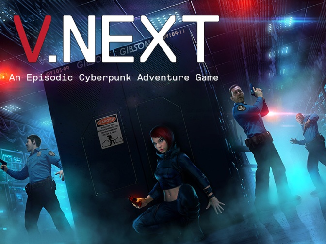 V.Next, A Gritty Cyberpunk Stealth Adventure Game That Needs Your Support On Kickstarter Now