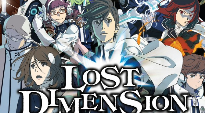 Lost Dimension Preview