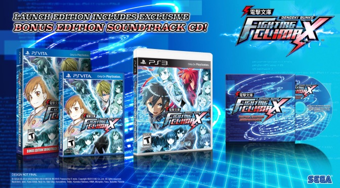 Dengeki Bunko: Fighting Climax Will Get a  Special Launch Edition