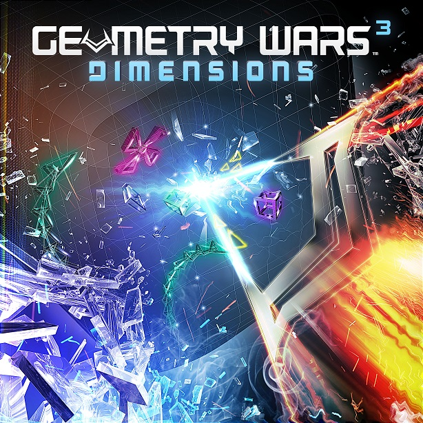 Geometry Wars 3: Dimensions Evolved out today