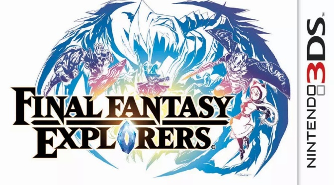 FINAL FANTASY EXPLORERS The Quest For The Grand Crystal Begins