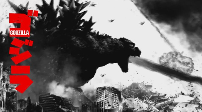Godzilla Count Down: 7 days away