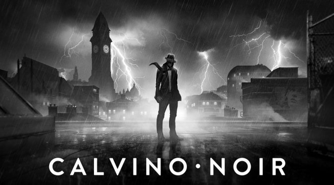 Calvino Noir Thrusts You Into The Dark Underworld Of The 1930's On PS4, PC, And iOS