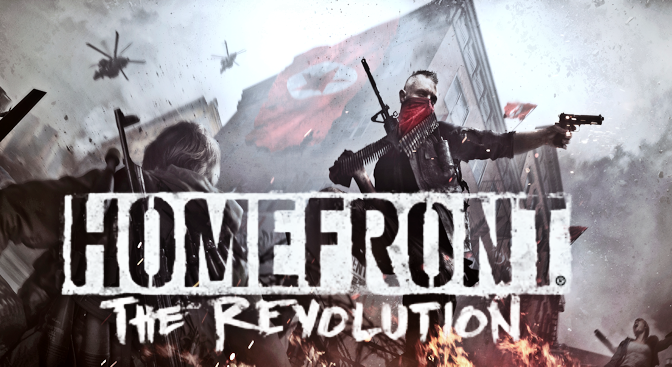 "Homefront: The Revolution Reveals Their ""Thank You"" Cinematic Trailer And Is Playable At Gamescom Right Now"