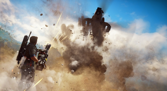 Just Cause 3, The Newest Developer Diary Focuses On The Engine Under Their Hood