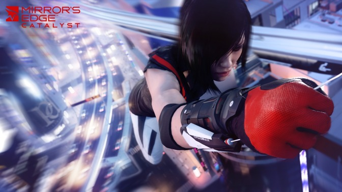 EA Revealed The First Gameplay Trailer For Mirrors Edge: Catalyst At Gamescom