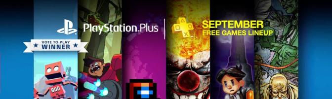 PS Plus Free Games Lineup For September 2015